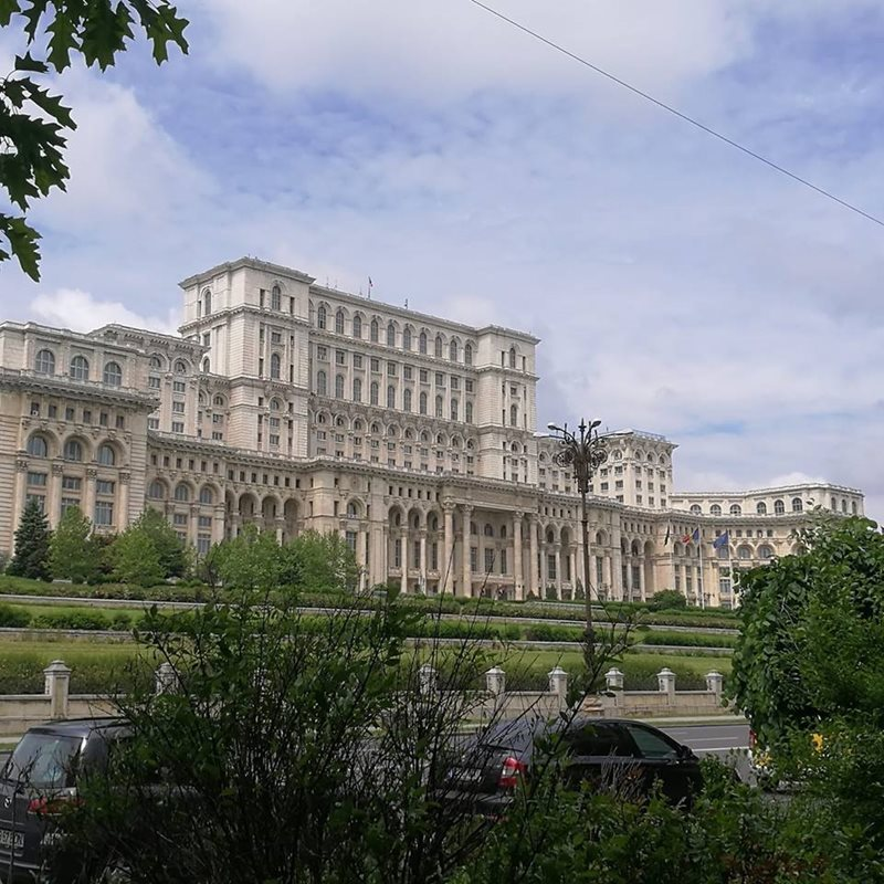Bucharest Parliament Palace