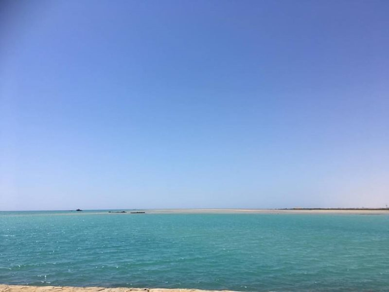 Yanbu Airport beach