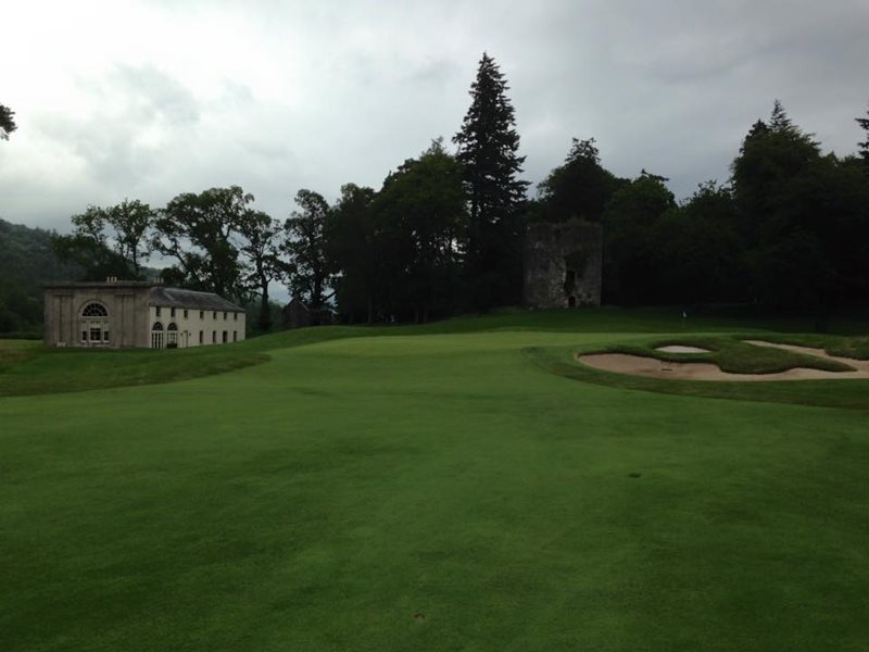 Scotland Loch Lomond Golf club