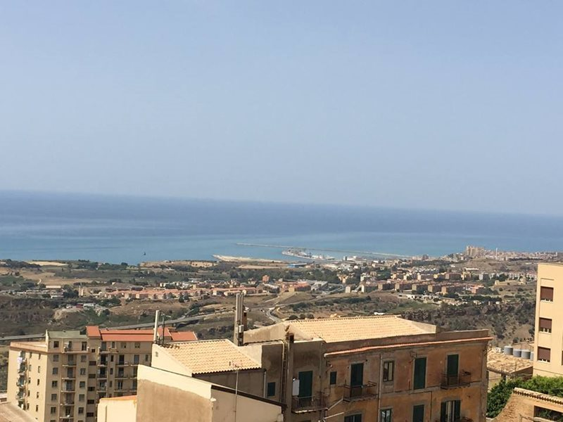 view of agrigento sicily