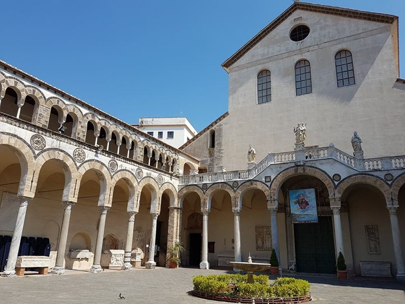 the duomo of salerno
