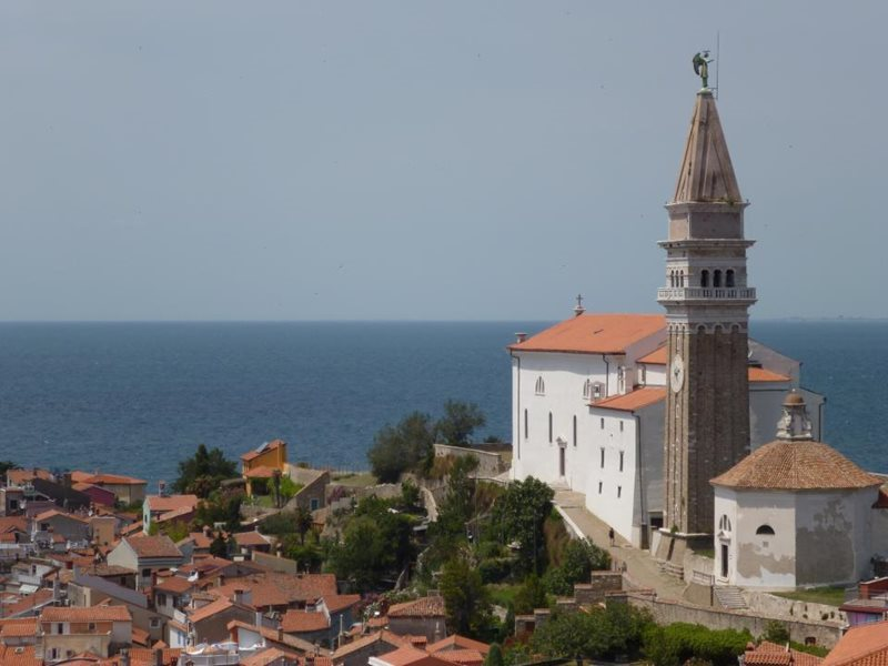 Slovenia Adriatic coast
