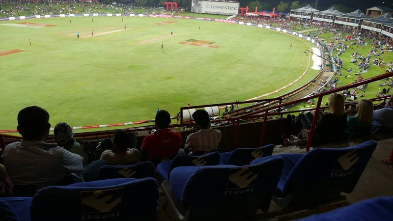 Centurion cricket stadium