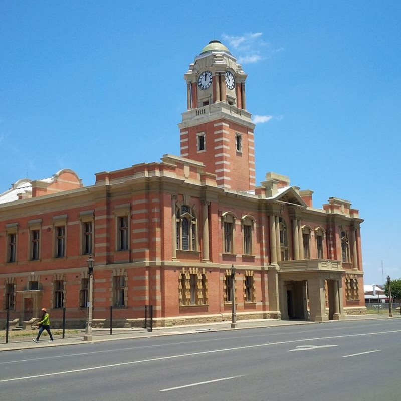 Harrismith town hall