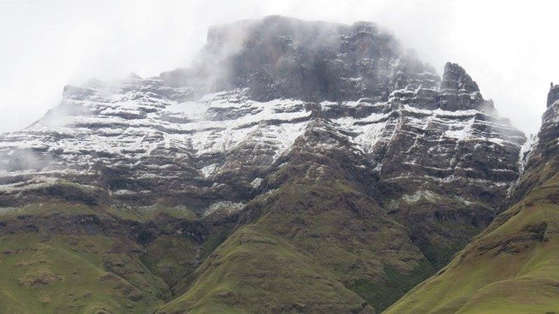 Newcastle Drakensberg Mountains