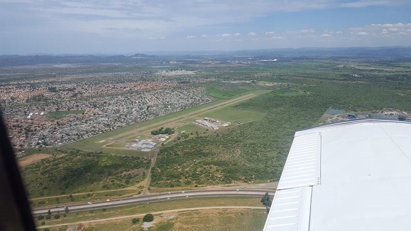 Rustenburg Airfield
