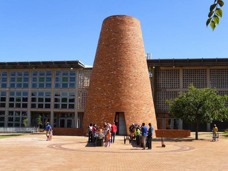 Soweto Kliptown Open Air Museum