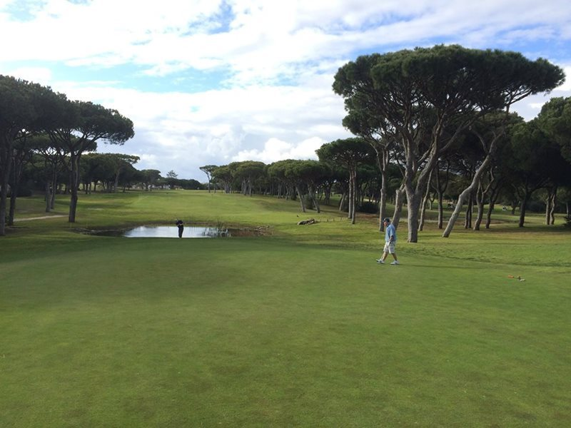 Faro Vilamoura Golf course