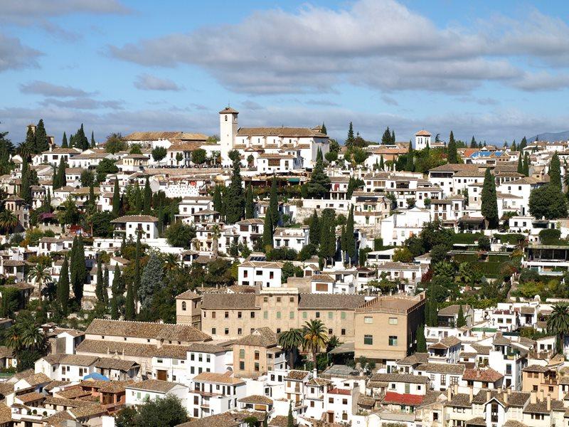 Car Hire Granada - Cheap Car Rental Granada Spain from Rhino