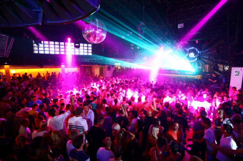 Ibiza Space Nightclub