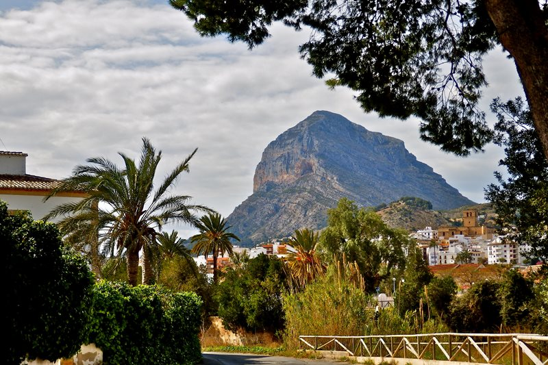 Javea Mountain Montgo