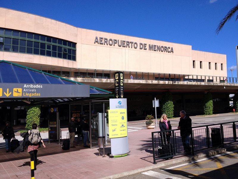 Menorca Car Rental Airport