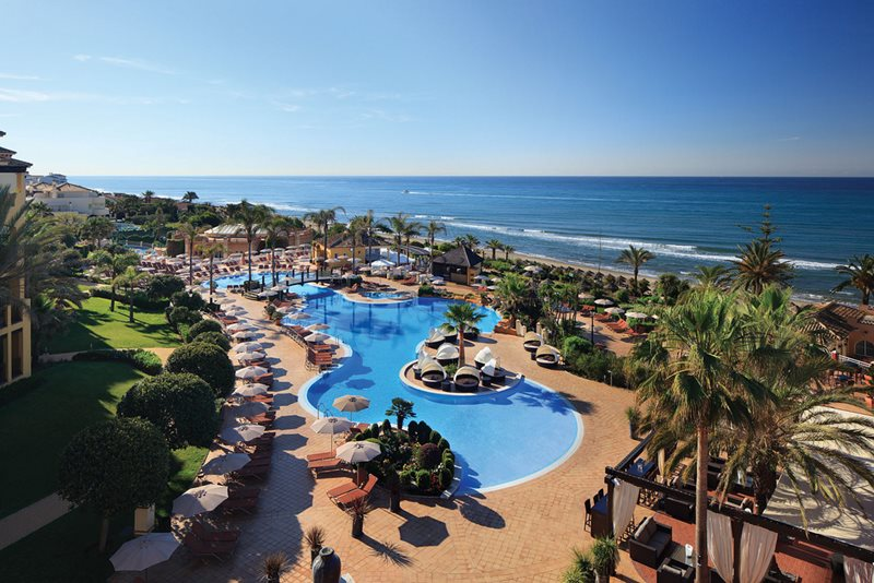 Marbella Marriott Beach Resort Pool