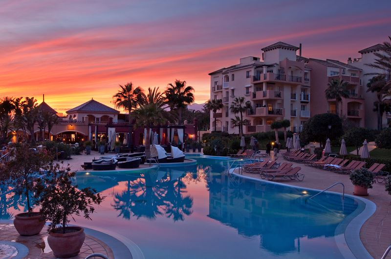 Marbella Marriott Beach Resort