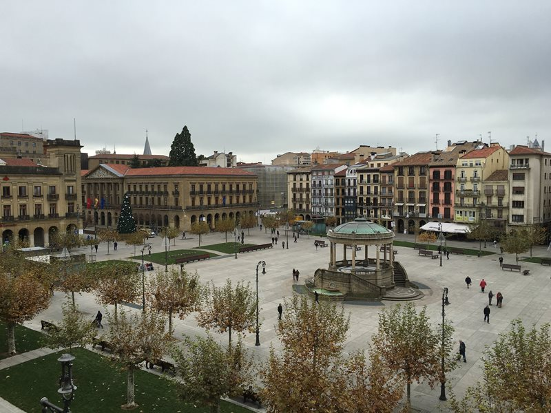 Pamplona City