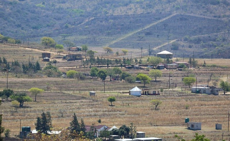 View of Swaziland