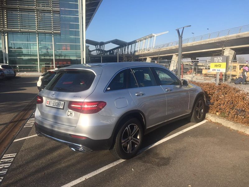 rental cars at basel airport