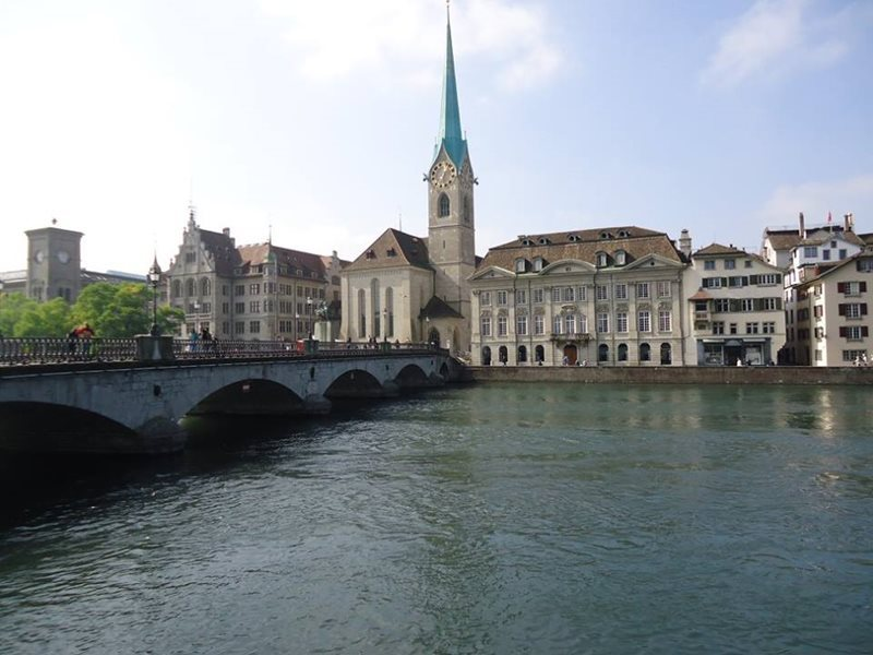 zurich church