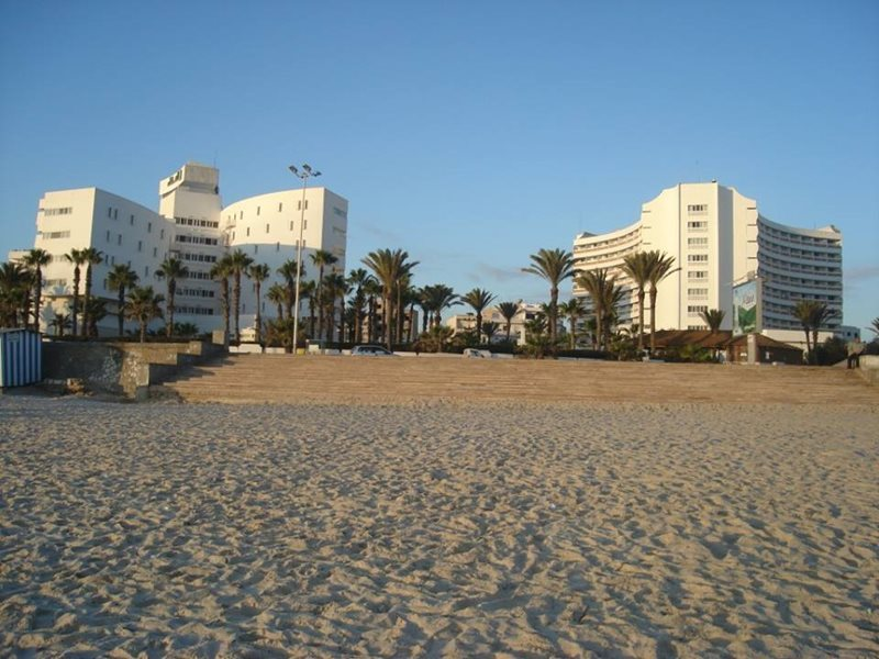Beach in Sousse