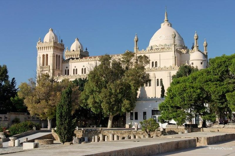 Saint Louis Cathedral Tunisia