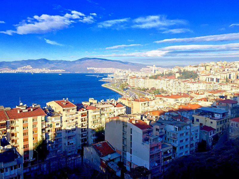 Izmir City View