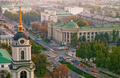 Car Hire Donetsk