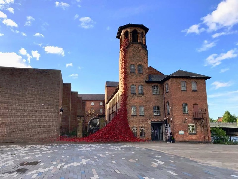 derby silk mill