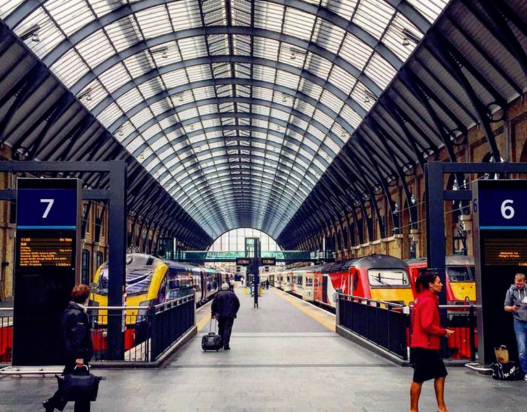 Kings Cross St Pancras