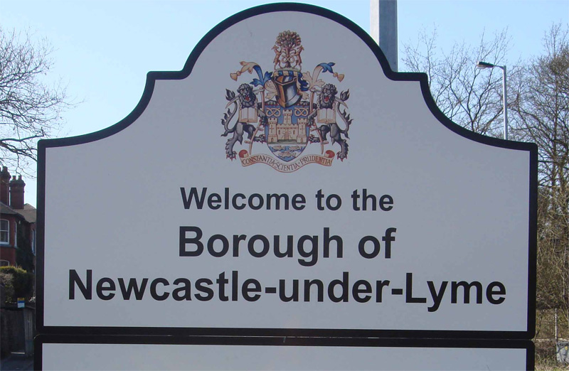 Newcastle under Lyme