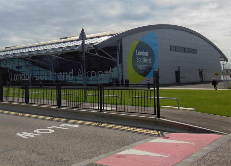 Southend airport car hire