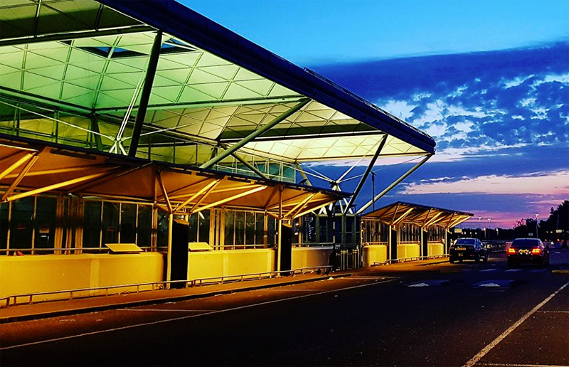 Stansted airport car hire