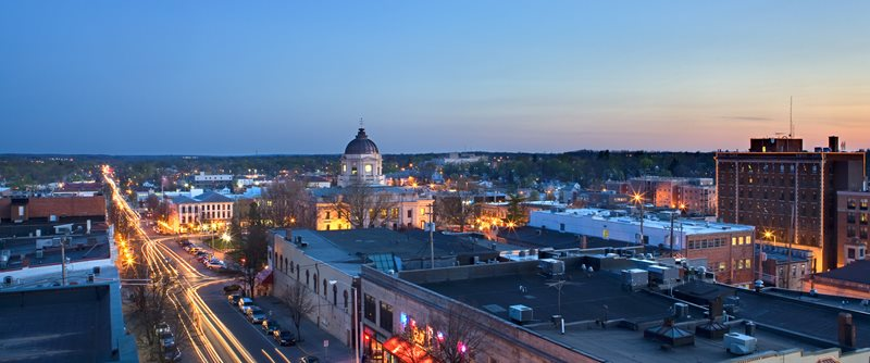 Bloomington City