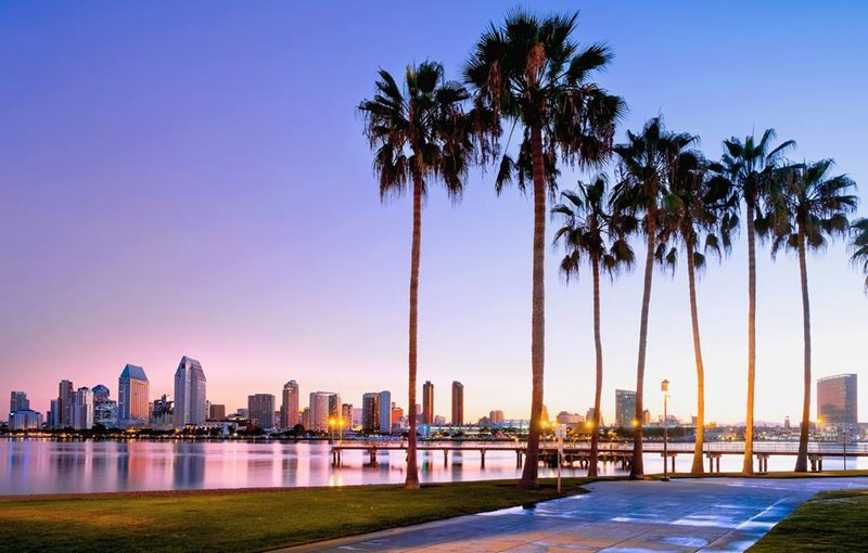 California San Diego