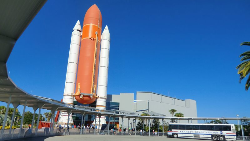 Cape Canaveral Space Centre