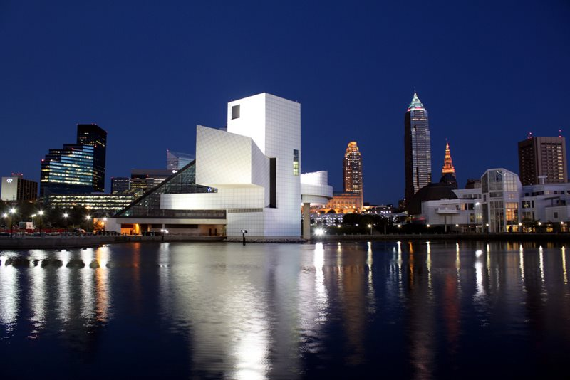 Cleveland Rock and roll hall