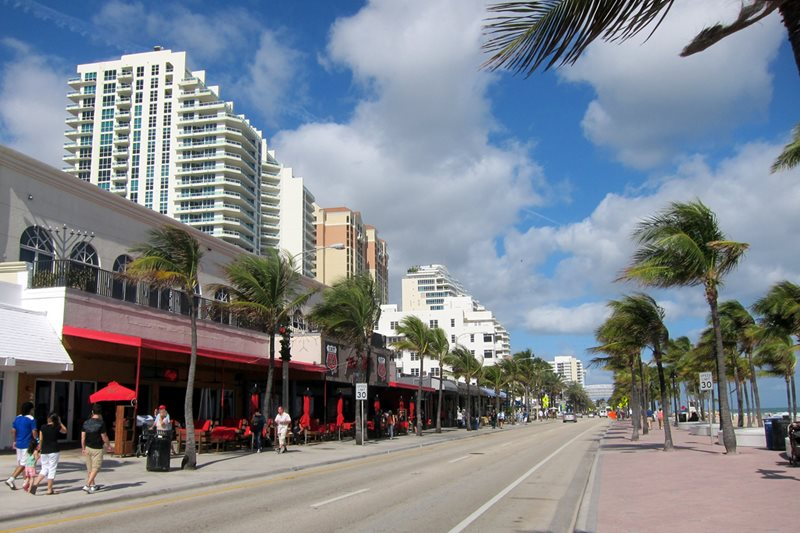 Fort Lauderdale Strip