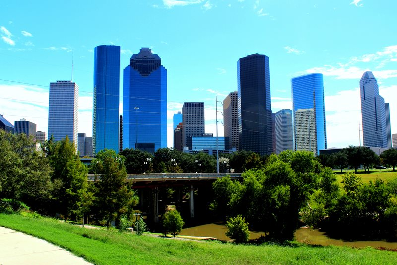 Houston Buffalo Bayou Bridge