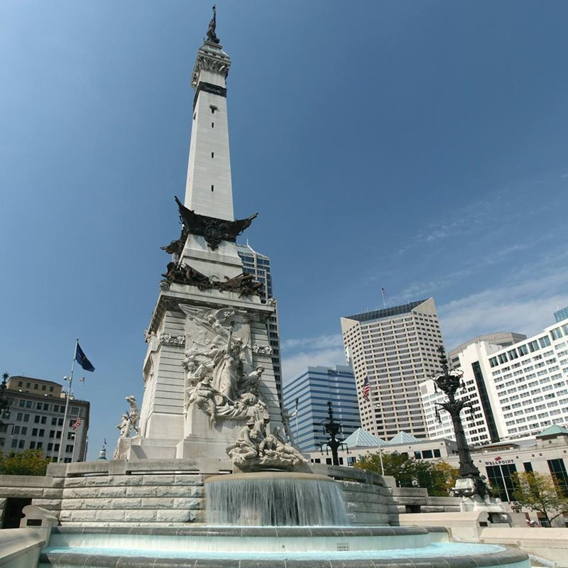 Indianapolis Soldiers and Sailors Monument