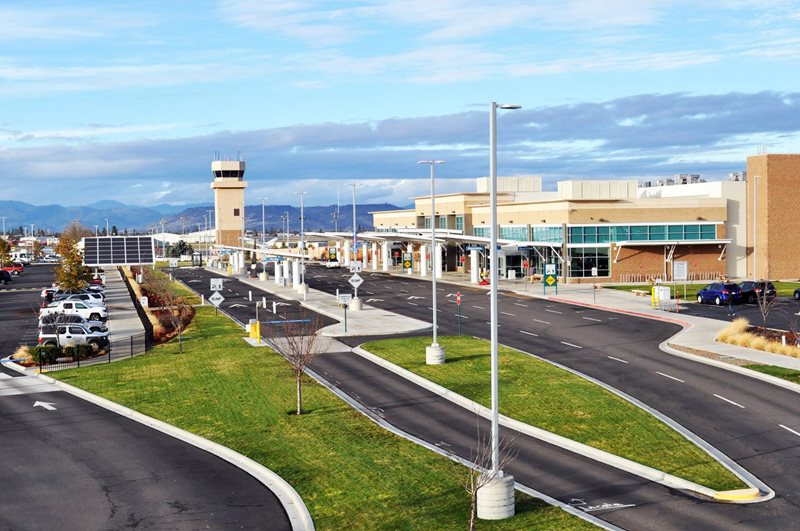 Rogue Valley International Medford Airport