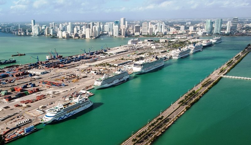 Car Hire At Miami Cruise Port