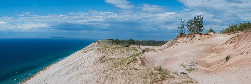 Michigan Sleeping Bear Sand Dunes