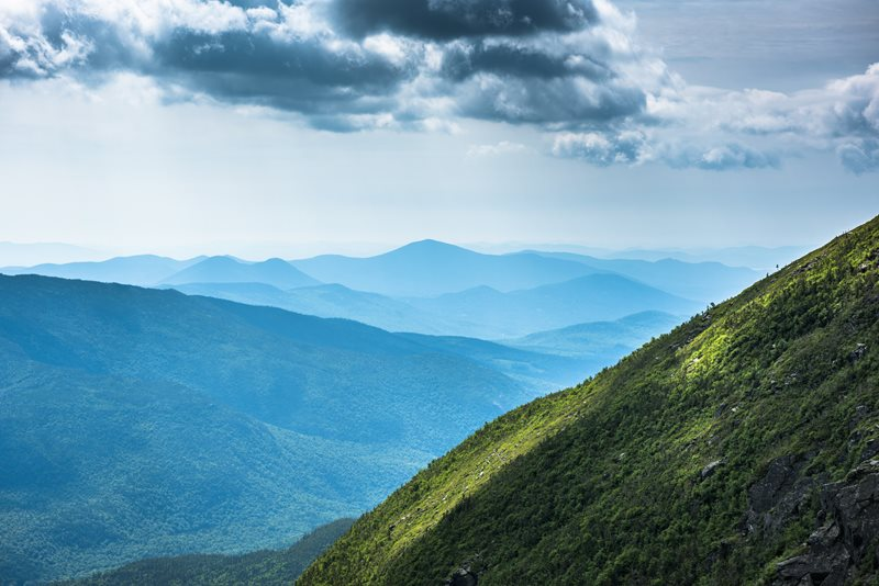 New Hampshire mount washington