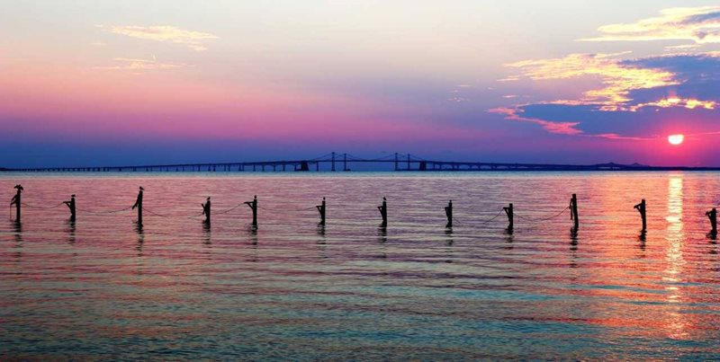 Norfolk Chesapeake Bay