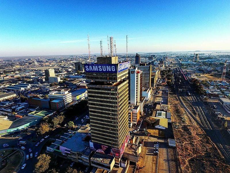 Lusaka City View