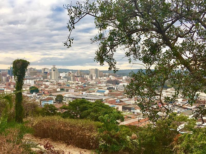 View of Harare City