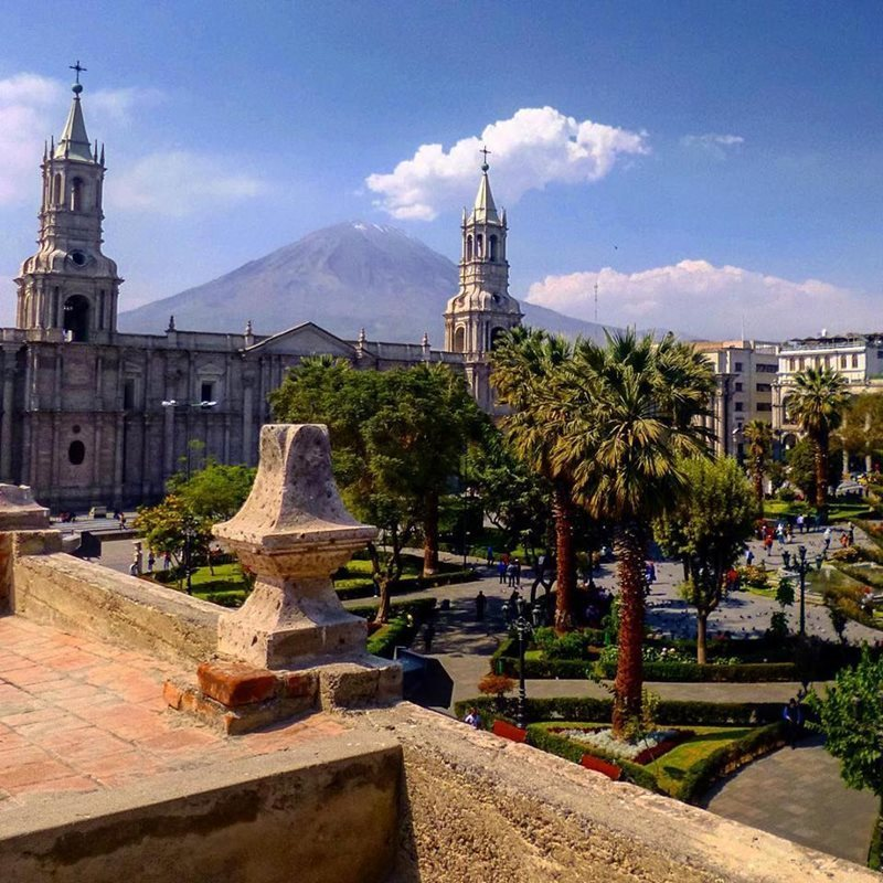 Arequipa buildings