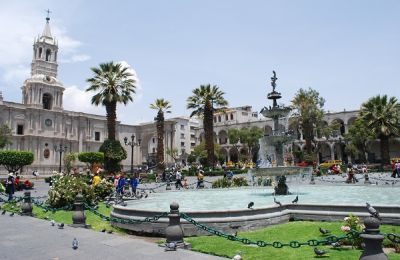 Car Hire Arequipa