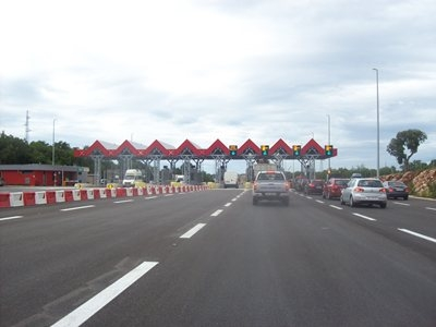 Croatia Toll Road