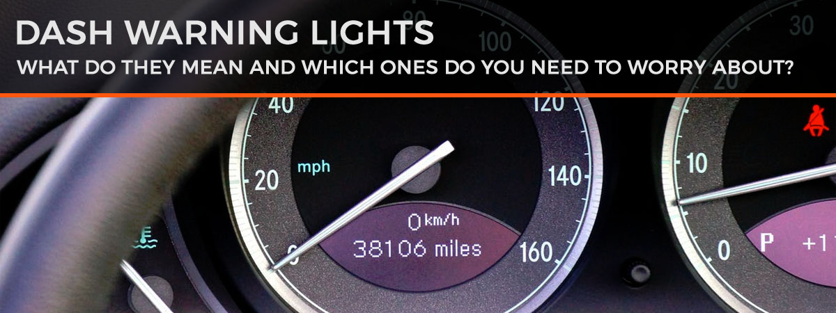 Dash Warning Lights Red Amber Green Complete Guide