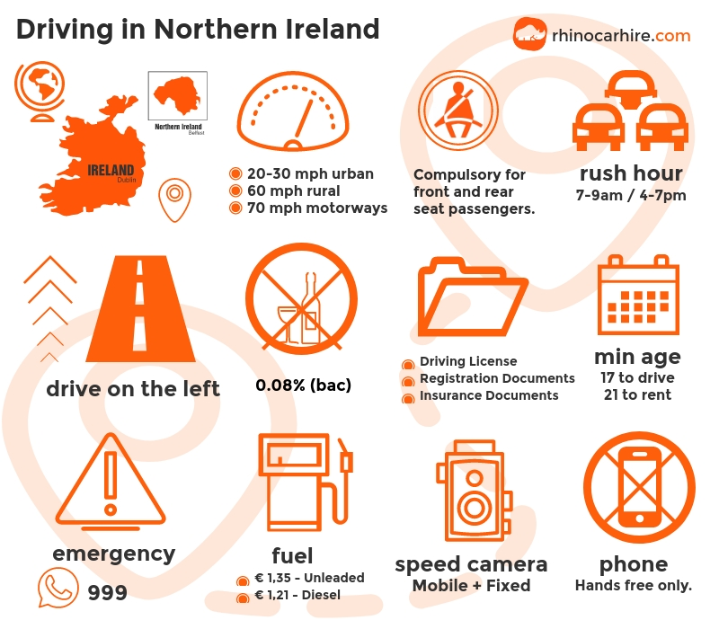 Driving in Northern Ireland